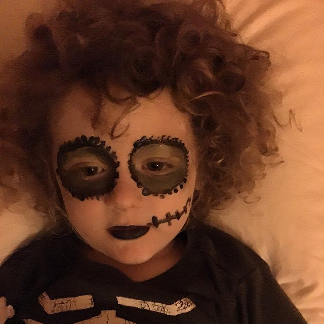 Halloween number 3 for Hugo. #hugo&mose